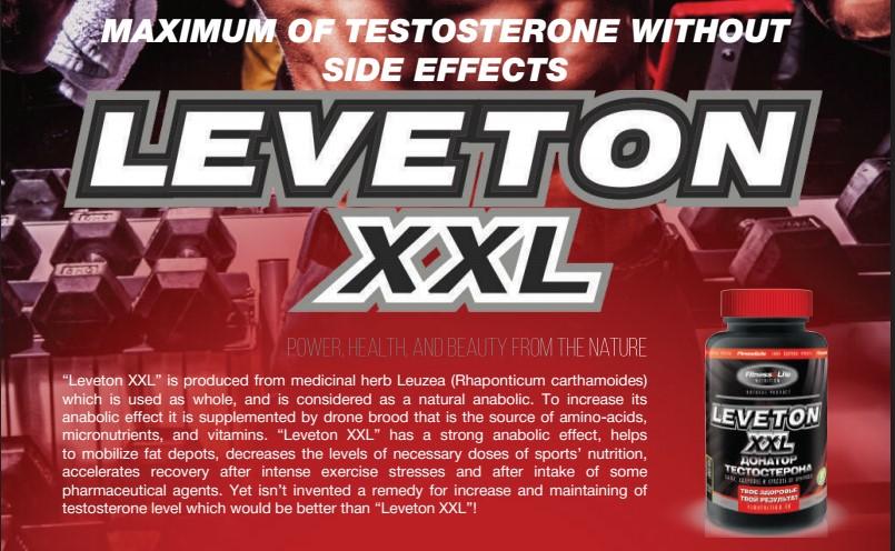 ACTION OF LEVETON XXL