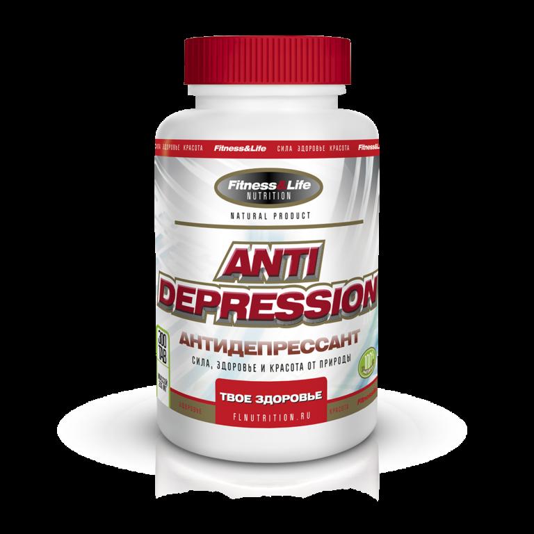 Расстройство сна – используй ANTI-DEPRESSION