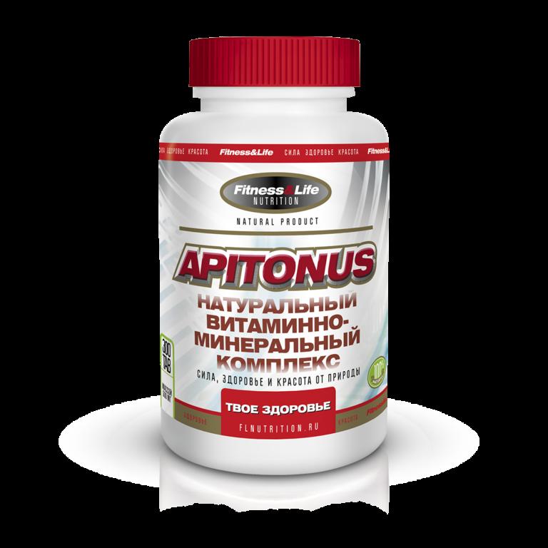 витаминно-минеральный комплекс Apitonus Апитонус