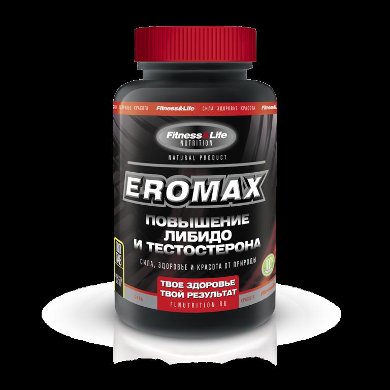 Слабая эрекция – принимай EROMAX (Эромакс)