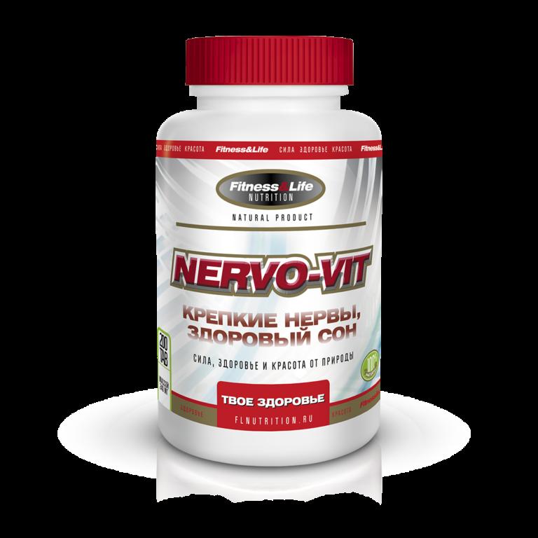 успокоительные средства NERVO-VIT Нерво-Вит