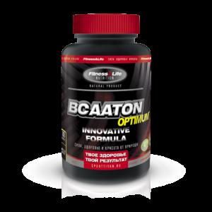 рост мышечной массы BCAATON (БЦААТОН)